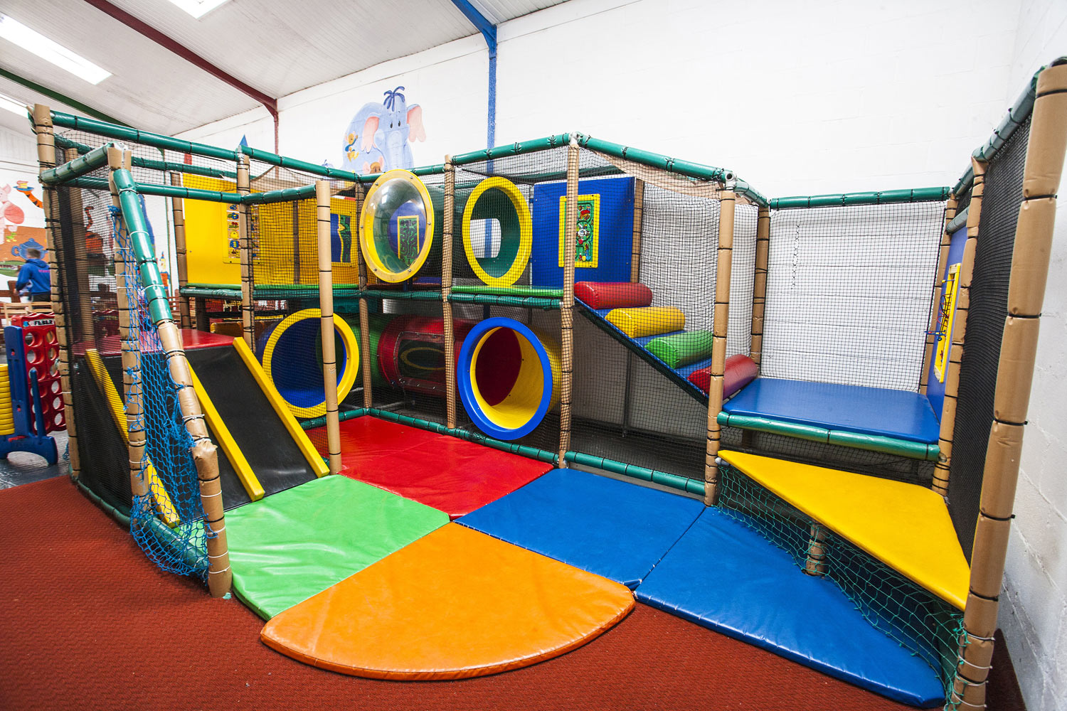 Tweddle Farm Soft Play Area