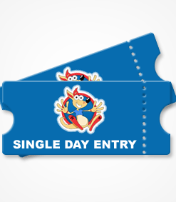 Single Day Entry